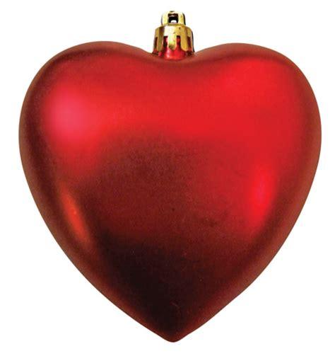 heart shaped ornament christmas shatterproof ornaments