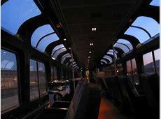 More about travel on Amtrak trains at VistaDomecom