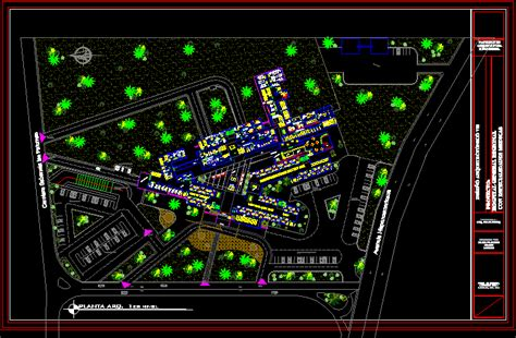hospital dwg block  autocad designs cad