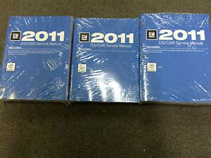 service manuals schematics 2011 cadillac sts electronic toll collection 2011 gm cadillac sts s t s service shop repair workshop manual set oem new ebay
