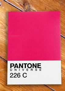 Shades Of Chart Fuschia Pantone Universe 226 C For The Home Pantone