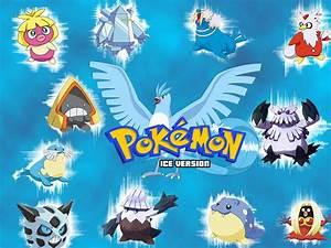 ice pokemon