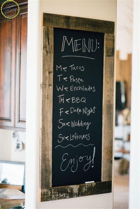 chalkboard paint ideas kitchen kitchen chalkboard menu zest it up