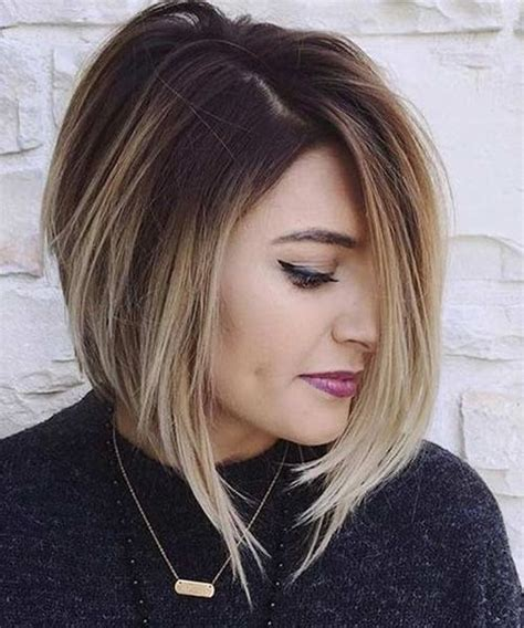 Bob Hairstyle For by 20 Ombre Bob Hairstyles With Pictures Hair