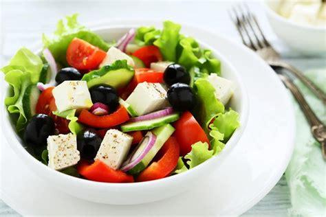 olive green top healthiest salad
