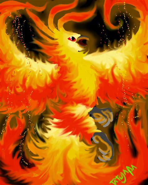 Greek mythology:The Phoenix Picture, Greek mythology:The Phoenix Image