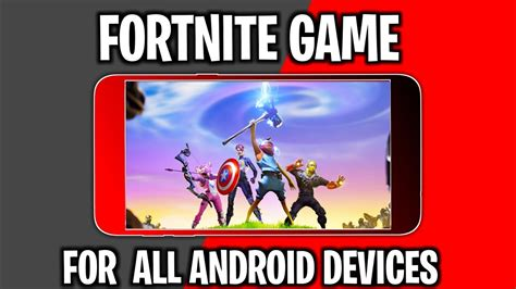 play fortnite mobile   android devices fortnite