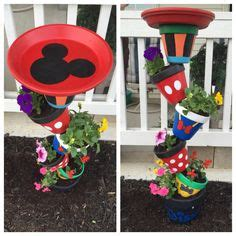 disney garden decor disney outdoor decor on mickey mouse disney