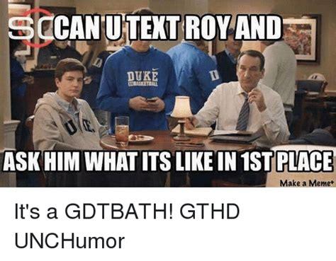 Duke Memes - 25 best memes about gthd gthd memes
