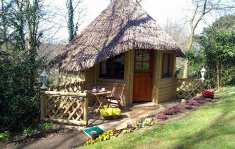 chambre d hotes les saisies cabane en bois les cabanes de cécile la hutte à etretat