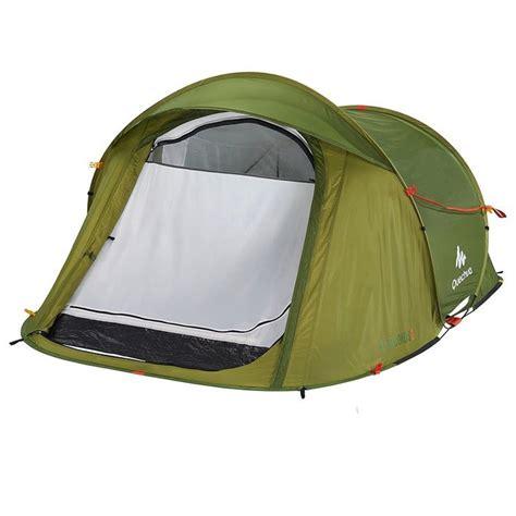 Quechua 2 Seconds Pop-Up Tent - The Green Head