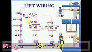 How To Lift Wiring   How To Lift Operate   Circuit Diagram Lift   How To Use Building Lift