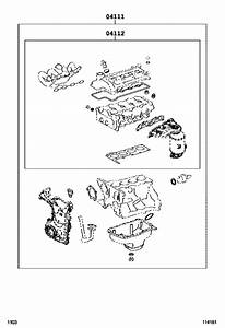 Engine Overhaul Gasket Kit For 2006