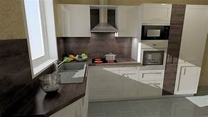 Küche Landhausstil Gebraucht : kueche eiche und weiss ~ Michelbontemps.com Haus und Dekorationen