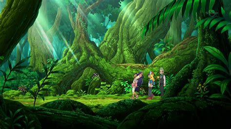 Anime Forest Wallpaper - anime forest background 69 images