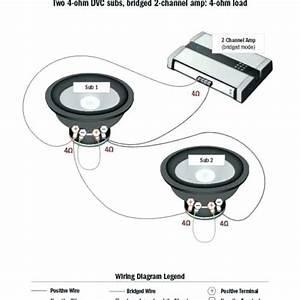 8 Ohm Wiring Diagram