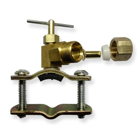 saddle valve inch 1008 piercing self rainfresh