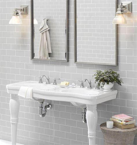 pedestal double sink console sink console only homes decoration tips