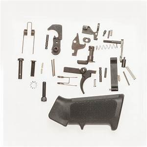 Ar15 Complete Lower Receiver Parts Set