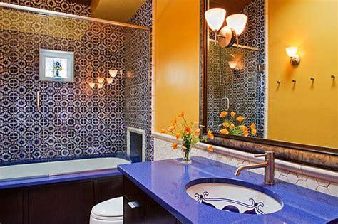 susan brown interior design ideas trendy twist to a timeless color scheme bathrooms in blue