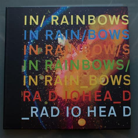 Rainbows' 'In Radiohead Album Cover