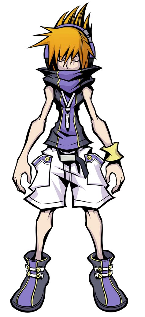 world ends     hd character renders