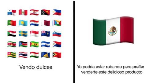 Banderas Meme - el meme de banderas desnuda lo que somos como mexicanos breaking