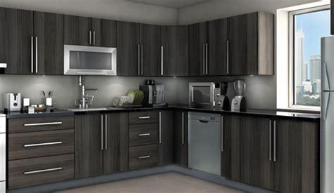 how to design a kitchen free مطبخ حديث باللون الرمادي المرسال 9380