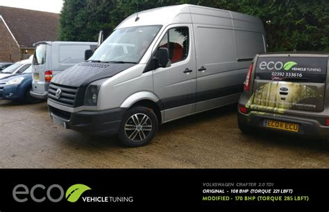 vw crafter tuning volkswagen crafter 2 0 tdi cr ecu remap eco vehicle tuning