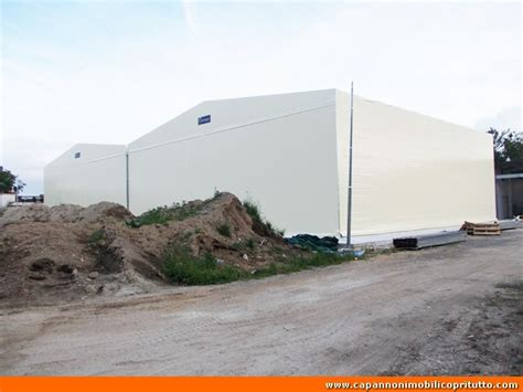 capannoni in pvc prezzi copritutto capannoni mobili in telo pvc