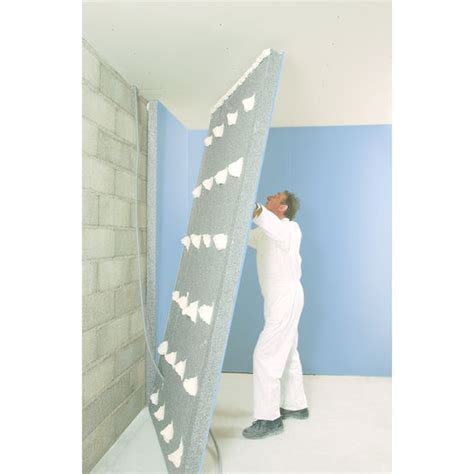 plaques de pl 226 tre avec isolant en polystyr 232 ne placomur ultra 32 placo