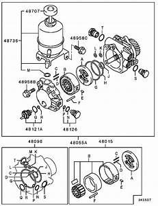 Power Steering Resouvior Leak