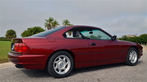 1992 Bmw 850i V12 Coupe For Sale On Bat Auctions
