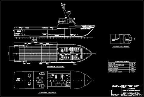 gemini boat dwg block for autocad designs cad