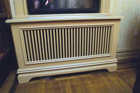 CUSTOM   Radiator Cover / TV Console