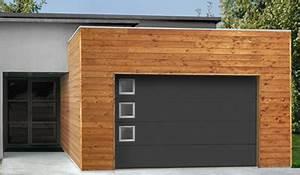 Porte De Garage Sectionnelle Latérale : porte de garage sectionnelle laterale enroulante battante basculable ~ Melissatoandfro.com Idées de Décoration