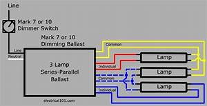 Advance Mark X Dimming Ballast Wiring Diagram