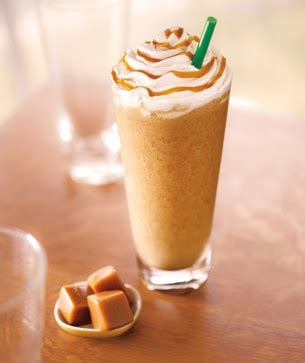 According to a poll, 50% of the drinks sold by starbucks are cold. Caramel Frappuccino® Blended Coffee   Starbucks Coffee Company