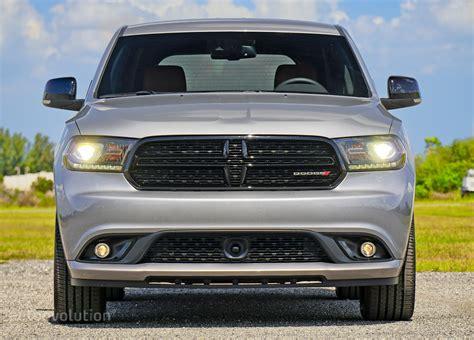 jeep durango 2016 driven 2016 dodge durango r t autoevolution