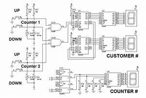 Circuit Desolator  Logic Based Digital Queuing System