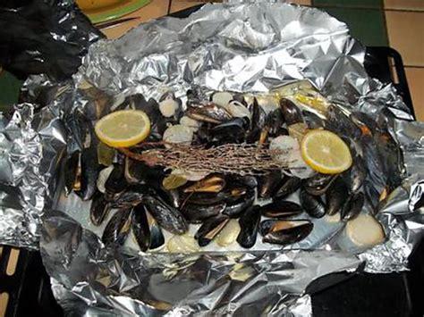 recette de moule marinieres papillotte recette du chef