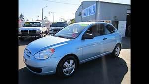 2008 Hyundai Accent Hatchback Sold