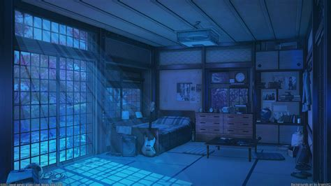 anime room aesthetic wallpapers