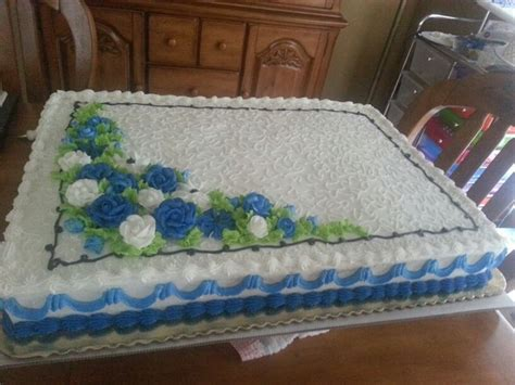 full sheet cake ideas  pinterest