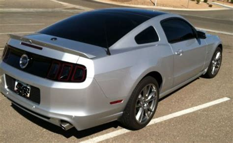 2013 ford mustang manual find used 2013 ford mustang gt coupe manual track pack