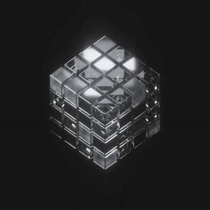 Giphy Glass Cube Gifs Loop Tweet Sakke