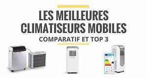 Climatiseur Split Mobile Silencieux : les meilleurs climatiseurs mobiles comparatif 2018 le ~ Edinachiropracticcenter.com Idées de Décoration