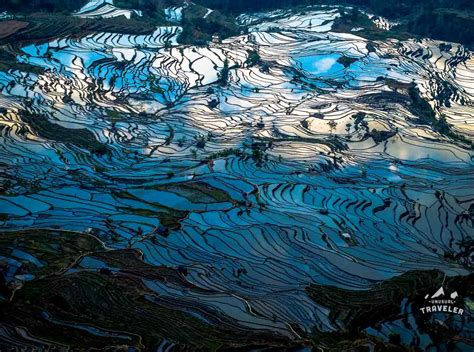 yuanyang rice terraces yuanyang rice terraces a traveler