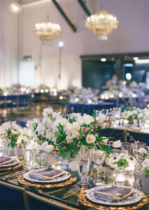 Modern and Classic San Francisco Wedding Reception San