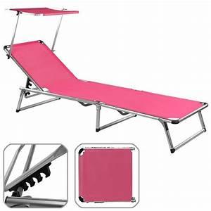 Transat De Plage Pliable : chaise longue pliante plage design en image ~ Teatrodelosmanantiales.com Idées de Décoration